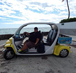 key west electric car, key west car rental