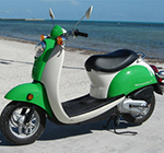 key west scooter rentals with pirate scooters