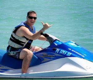 Jetski Key West with Key West Water Tours