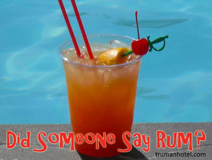 key west rum quote