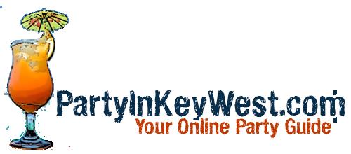 party in key west logo
