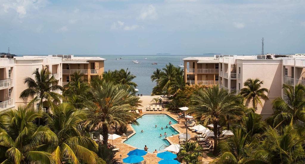 Key West beachside marriott hotel